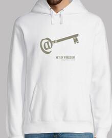 clé de la liberté