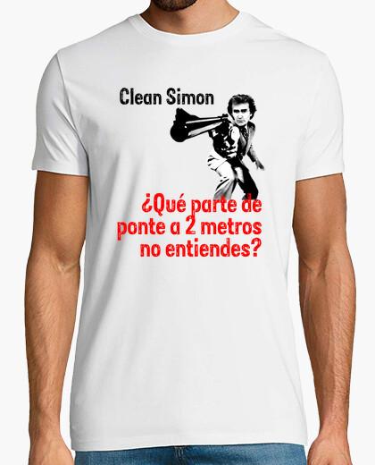 Camiseta Clean Simón