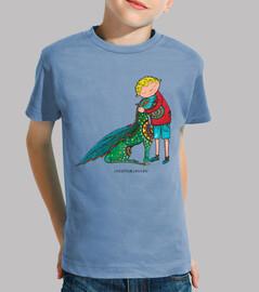 Clemente y su dragón