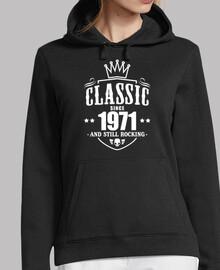 clessique depuis 1971
