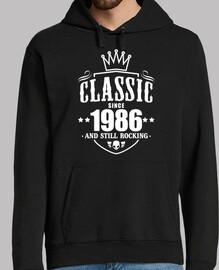 clessique depuis 1986
