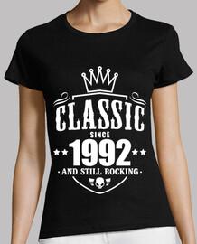 clessique depuis 1992