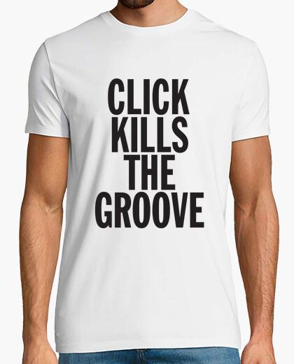 Camiseta Click Kills The Groove