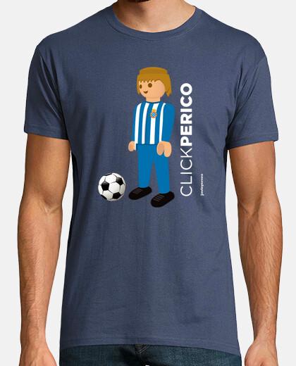 Camisetas Click Periquito