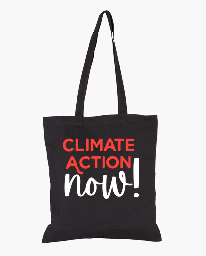 Bolsa CLIMATE ACTION NOW