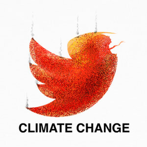 Camisetas Climate change