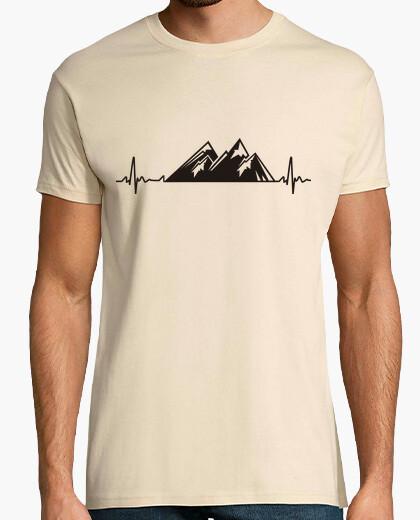 Camiseta Climb beat