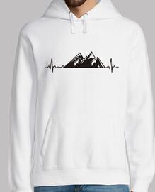 Climb beat hoodie