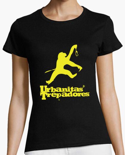 Climbers urbanites t-shirt