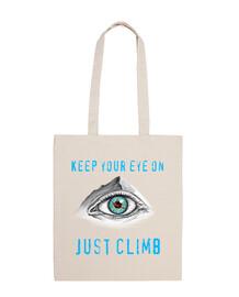 Climbing eye
