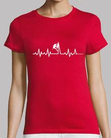 Climbing Heartbeat Mujer