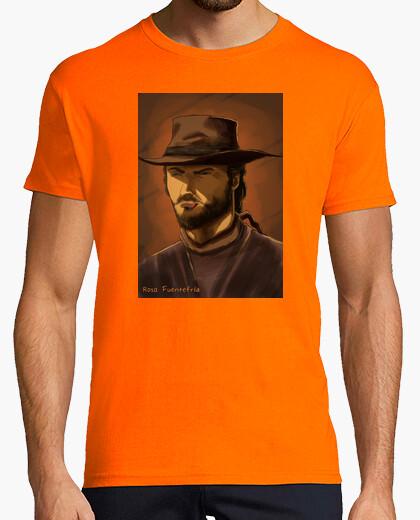 Camiseta clint eastwood