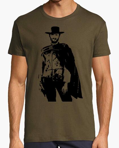 Camiseta Clint Eastwood - El bueno, el feo y el malo