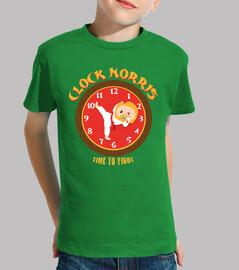 clock norris