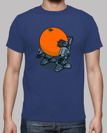 Clockwork mecha-orange.