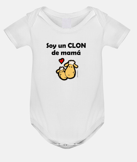 Body Clon mamá