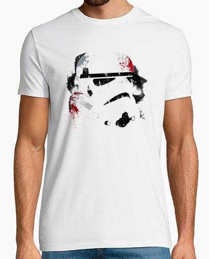 Camiseta Clon Star Wars oleo