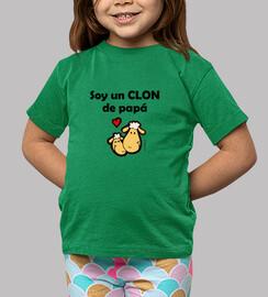 clone papà