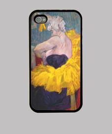 Clonesse Cha-U-Kao - Toulouse-Lautrec