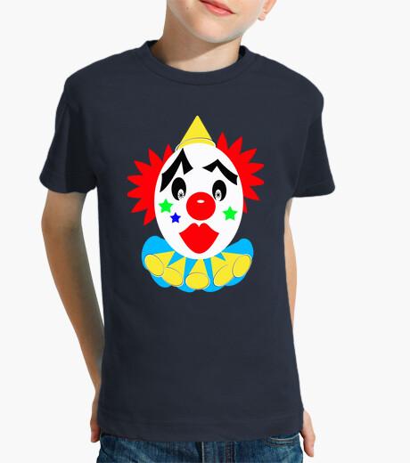 Clown children's clothes