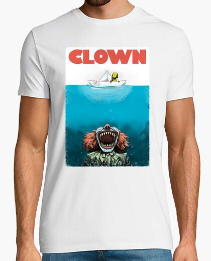 Tee-shirt clown
