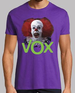 clown it vox
