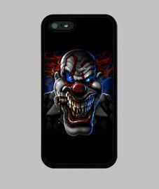 clown mauvais