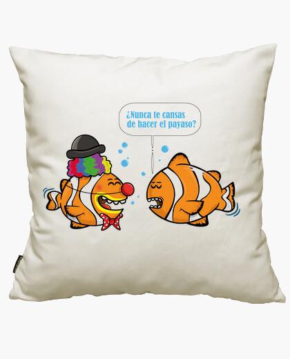 Clownfish cushion cover