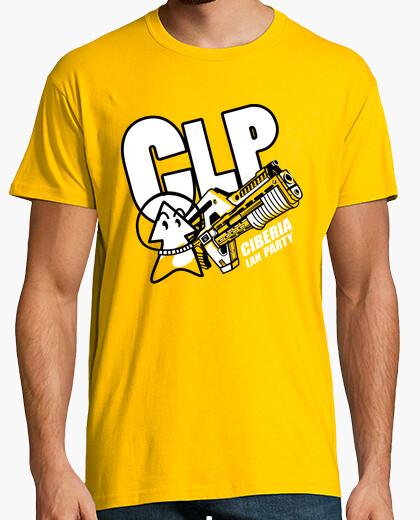 Clp2012 man t-shirt