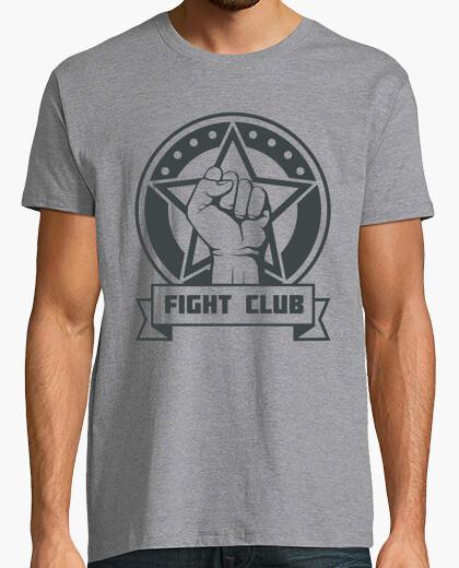Camiseta Club De Lucha Boxeo Artes Marciales