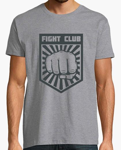 Camiseta Club de Lucha MMA Boxeo