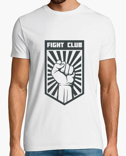 Camiseta Club De Luchadores Boxeo
