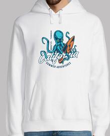 club de surf californien