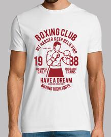 club di boxe