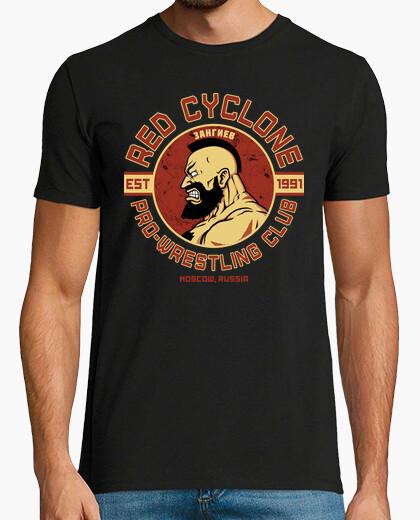 Tee-shirt club pro-wrestling