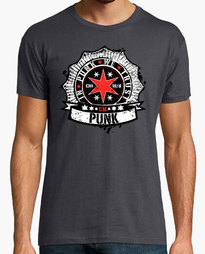 Cm punk (in punk we trust) t-shirt