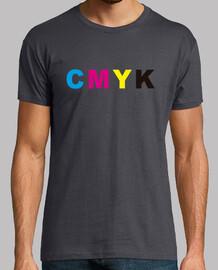 CMYK Colores Impresión