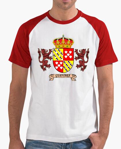 Coat surname guevara t-shirt