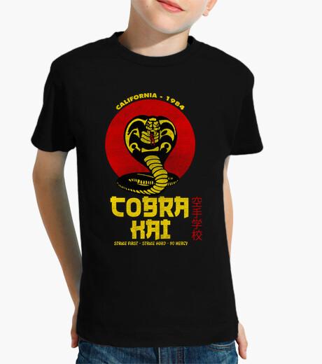 Ropa infantil Cobra Kai