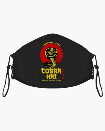 Mascarilla Cobra Kai