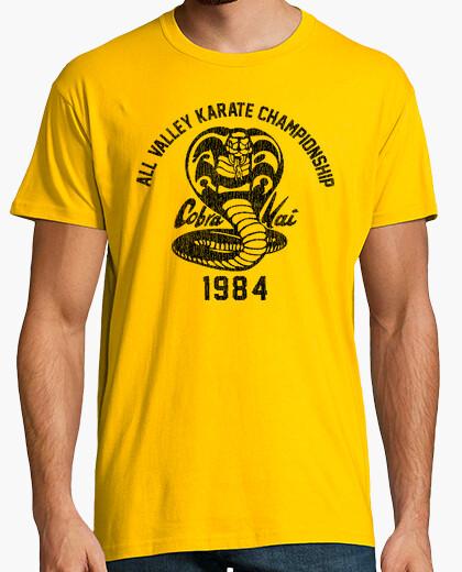 31fa253c2 Cobra Kai - All Valley Karate Championship 1984 (Karate Kid) T-shirt -  2047059 | Tostadora.co.uk