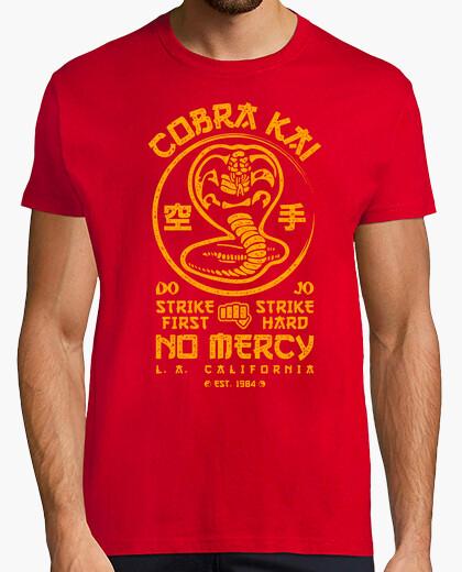 Tee-shirt cobra kai dojo