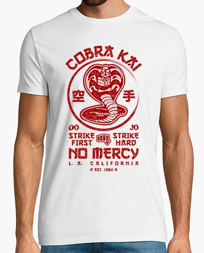 T-shirt cobra kai dojo