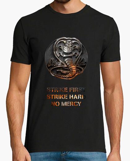 Camiseta Cobra Kai on Fire