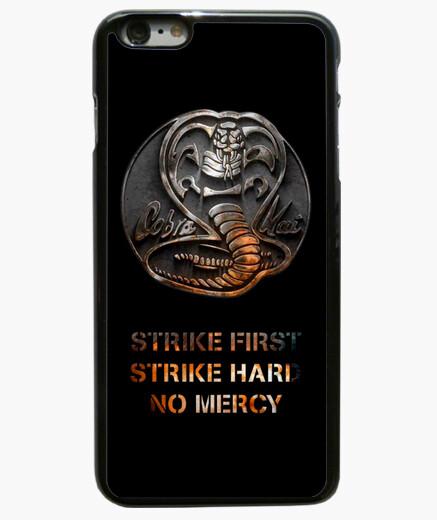 Funda iPhone 6 Plus / 6S Plus Cobra Kai on Fire iPhone 6 Plus, negra