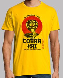 cobra kai (version jaune)