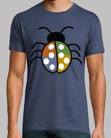 coccinelle de couleurs / bug