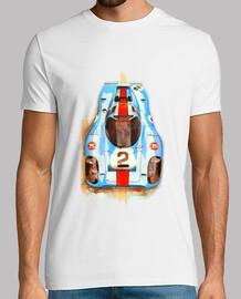 coche de carreras vintage
