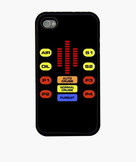 Funda iPhone Coche Fantastico