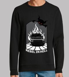 Coche Golf 2 - Rebel in Hell